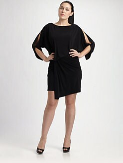 David Meister, Salon Z - Jersey Cocktail Dress
