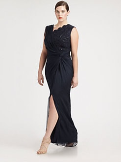 Plus-Size Prom Dress | ElegantPlus.com Editor's Pick