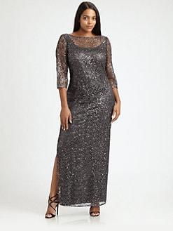 Salon z plus size dresses