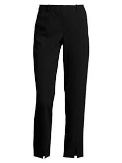 St. John - Jennifer Ankle Slit Pants