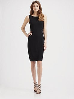 St. John - The Michelle Sheath Dress