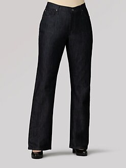 James Jeans, Salon Z - Straight Leg Stretch Jeans