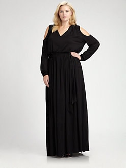 Rachel Pally, Salon Z - Neptune Jersey Maxi Dress
