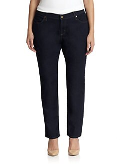 James Jeans, Salon Z - Skinny Stretch Denim Jeans