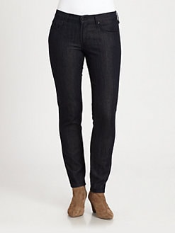 James Jeans, Salon Z - Five-Pocket Denim Leggings
