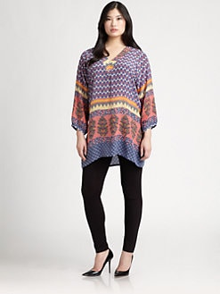 Tolani, Salon Z - Silk Oksana Tunic
