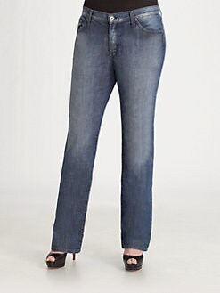 James Jeans, Salon Z - Hunter Straight-Leg Jeans