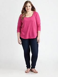 Splendid, Salon Z - Raglan Pullover
