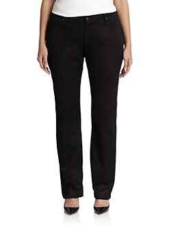 James Jeans, Salon Z - Hunter Straight-Leg Pants