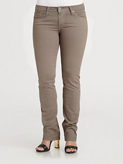 James Jeans, Salon Z - Hunter Z High-Waist Jeans