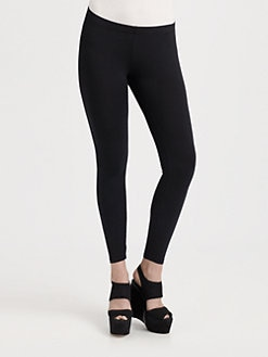 Splendid, Salon Z - Pima Cotton-Blend Leggings
