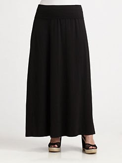 Splendid, Salon Z - Stretch Modal Maxi Skirt/Dress