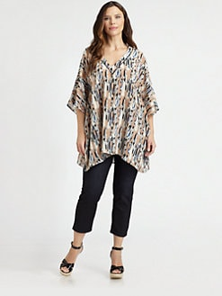 Tolani, Salon Z - Silk Irene Top