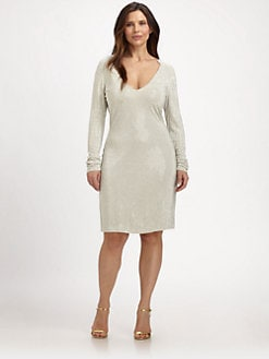 Sheri Bodell, Salon Z - Crystal Minidress