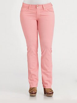 James Jeans, Salon Z - Hunter Z High-Rise Jeans
