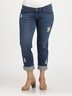James Jeans, Salon Z - Neo-Beau Distressed Wimbledon Jeans