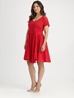 Johnny Was, Salon Z - Cotton Meadow Dress
