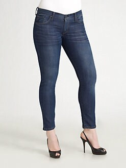 James Jeans, Salon Z - 5-Pocket Denim Leggings