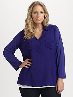 Splendid, Salon Z - Essential Jersey Shirt