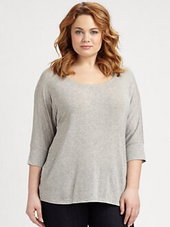 Splendid, Salon Z - Luxe Jersey Top