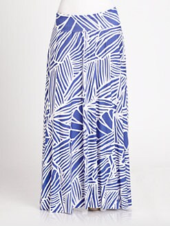 Rachel Pally, Salon Z - River Ray Maxi Skirt