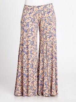 Rachel Pally, Salon Z - Bamboo Constellation Palazzo Pants