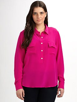 Single, Salon Z - Silk Shirt
