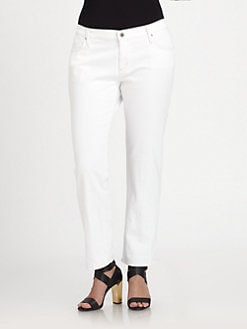 James Jeans, Salon Z - Pearl Boyfriend Jeans