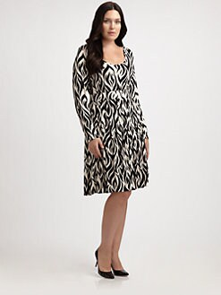Rachel Pally, Salon Z - Linnet Printed Dress