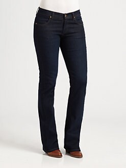 James Jeans, Salon Z - Trumpet-Flared Jeans