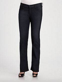 James Jeans, Salon Z - High-Waisted Bootcut Jeans