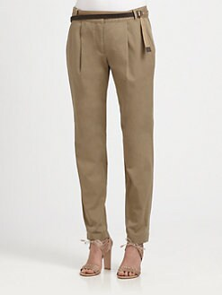 9|15 - Enzyme-Washed Chino Pants