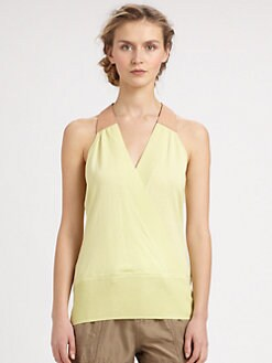 9|15 - Silk/Cotton/Cashmere Tank Top
