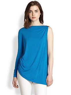 9|15 - One-Shoulder Jersey Top