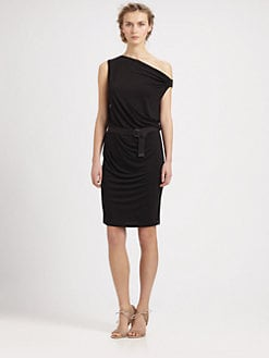 9|15 - Asymmetrical Jersey Dress