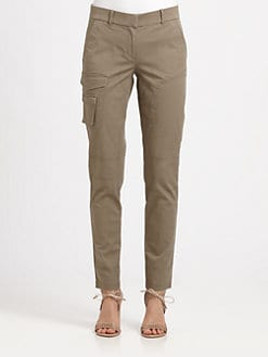 9|15 - Enzyme-Washed Cargo Pants