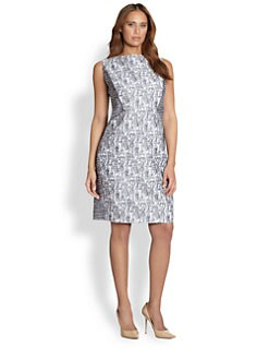 Lafayette 148 New York, Sizes 14-24 - Deana Shift Dress