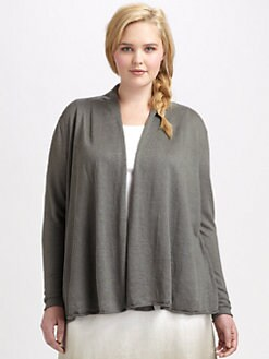 Lafayette 148 New York, Salon Z - Shawl-Collar  Cardigan