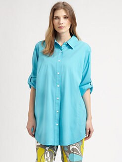 Lafayette 148 New York, Salon Z - Jaycee Blouse