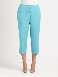 Lafayette 148 New York, Salon Z - Slim Astor Pants