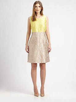 Lafayette 148 New York, Salon Z - Elle Dress