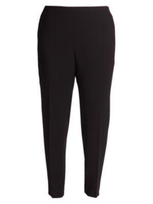 Slim-Fit Bleecker Pants plus size,  plus size fashion plus size appare