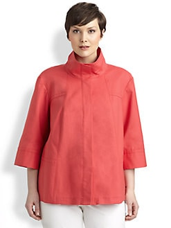 Lafayette 148 New York, Salon Z - Seamed Emiline Jacket