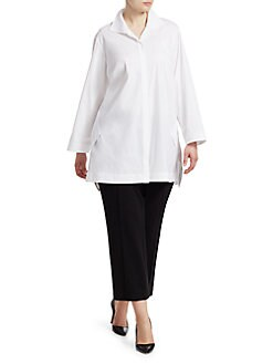Lafayette 148 New York, Salon Z - Marla Blouse