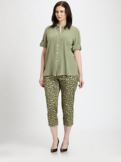 Lafayette 148 New York, Salon Z - Silk Theo Blouse