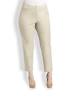 Lafayette 148 New York, Salon Z - Jodhpur Ankle Pants