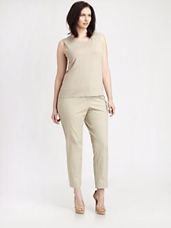 Lafayette 148 New York, Salon Z - Needle-Stitch Shell