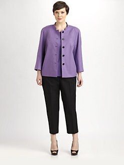 Lafayette 148 New York, Salon Z - Carmine Jacket