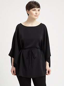Lafayette 148 New York, Salon Z - Silk Riona Top
