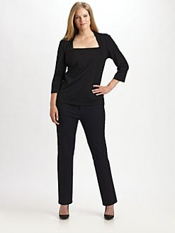Lafayette 148 New York, Salon Z - Giada Top